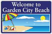 Welcome to Garden City Beach South Carolina